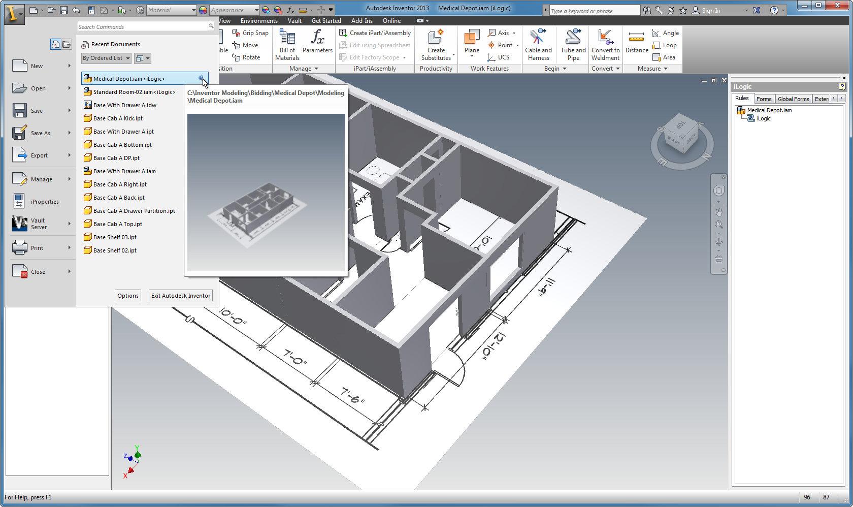 Placing The Cabinet Configurators Applied Design