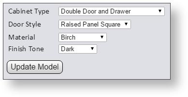 Custom Product Configurator